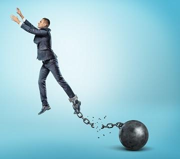 consolidation de dettes à lévis