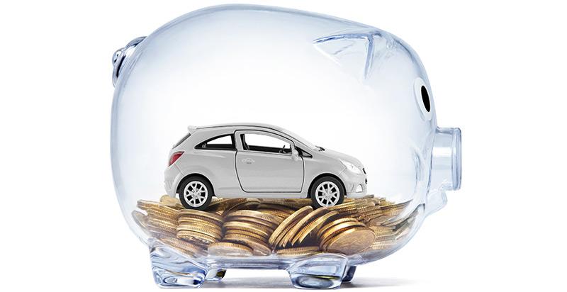 : Utilisez d'autres méthodes pour payer votre auto au lieu du financement.