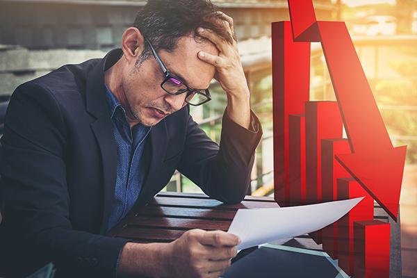 Les étapes d'une faillite personnelle